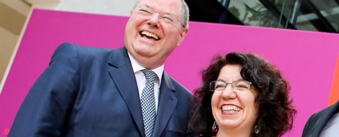 Steinbrück setzt Signal an muslimische Wähler