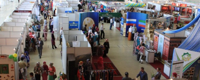 Islamisches Modefestival begeistert Russland
