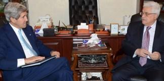 Kerry nach Treffen mit Abbas vorsichtig optimistisch