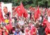 """""""Respekt für die Demokratie""""- Zehntausende für Erdoğan auf der Straße"""