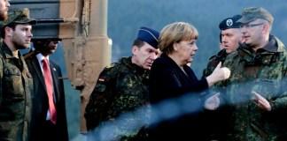 Merkel: Keine Waffen an syrische Opposition