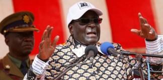 Mugabe: Seit 1980 an der Macht und kein bisschen amtsmüde