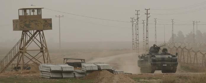 Türkei: Neue Zwischenfälle an der Grenze zu Syrien