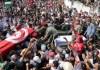 Ermordeter tunesischer Oppositioneller beigesetzt
