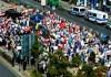 Berlin: Kundgebung gegen Militärregime in Ägypten