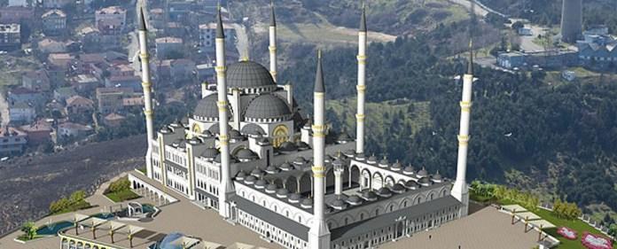 Türkei: Mega-Moschee-Projekt in Istanbul