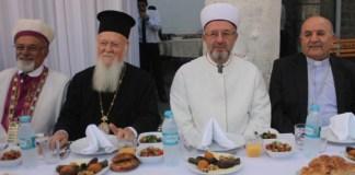 Türkisch-jüdische Gemeinschaft veranstaltet Iftar