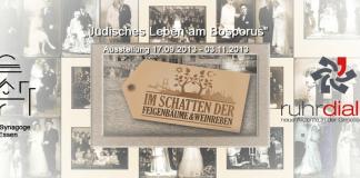 Die Foto-Ausstellung in Essen erzählt die beeindruckende Geschichte der Sephardischen Juden am Bosporus seit ihrer Vertreibung aus Spanien 1492 bis heute.