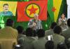 Die PKK kündigt den Stopp des Rückzugs ihrer Kämpfer an.