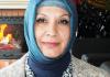 Melahat Üzgün Çakır als erste Kopftuch tragende Kandidatin der Türkei nominiert für die Bürgermeisterwahlen von Adapazarı.