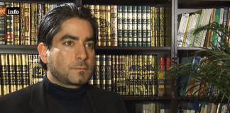 Leiter des Zentrums für Islamische Theologie, Mouhanad Khorchide.