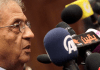 Amr Moussa, der Vorsitzende des Gremiums - reuters
