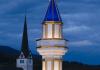 Minarett in Olten in der Schweiz - reuters