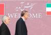 Der türkische Premier Erdogan ist am Dienstag in Teheran eingetroffen.