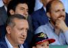 R.Tayyip Erdogan und N. Bilal Erdogan