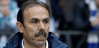 Hertha-Trainer Jos Luhukay