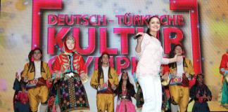 Teilnehmer bei der Deutsch-Türkischen Kulturolympiade