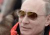 Der russische Präsident Vladimir Putin.