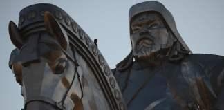 Dschingis Khan und seine Nachfolger soll bei den Feldzügen ungewöhnlich mildes und feuchtes Wetter in der Mongolei zugutegekommen sein.