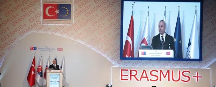 """Die Europäische Kommission hat Anfang März Ermittlungen gegen die türkische """"Nationalagentur für das Erasmus-Programm"""" in Ankara aufgenommen."""