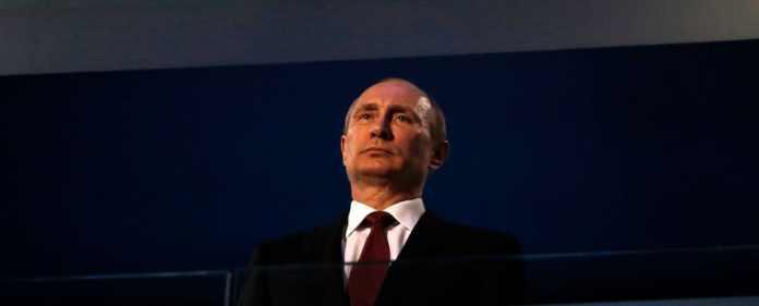 Der russische Präsident Vladimir Putin