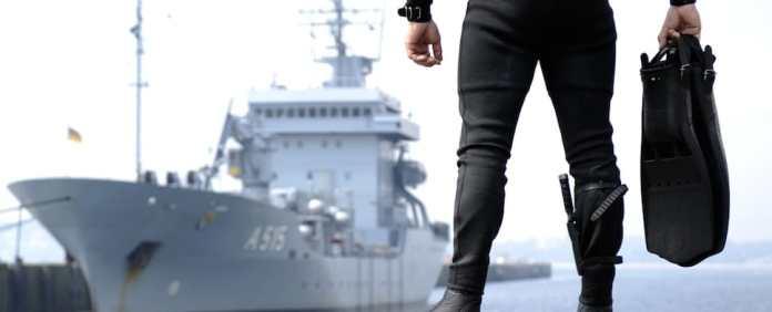 Deutsche Fregatte fährt zur Giftgasvernichtung ins Mittelmeer.