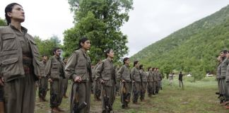 Einem Bericht verschiedener türkischer Sicherheitskräfte nach rekrutierte die PKK seit Beginn des Friedensprozesses über 2000 neue Kämpfer. Demnach verfügt die PKK auch 2014 noch über Kampfeinheiten in der Türkei.