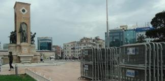 Der Taksim Platz