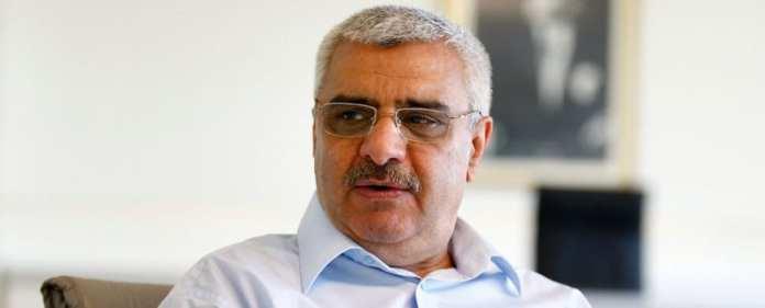 Der renommierte türkische Schriftsteller und Kolumnist Ali Bulaç.