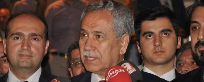 Der türkische Vizepremier Bülent Arınç.