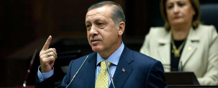 Der türkische Ministerpräsident Recep Tayyip Erdogan.