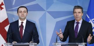 Kaukasus: Auf einem Nato-Gipfel im September soll über die Aufnahme Georgiens in die Nato entschieden werden. Für Russland wäre das reine Provokation.