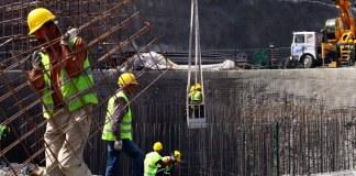 Die Arbeiten rund um die Mega-Projekte in Istanbul laufen.