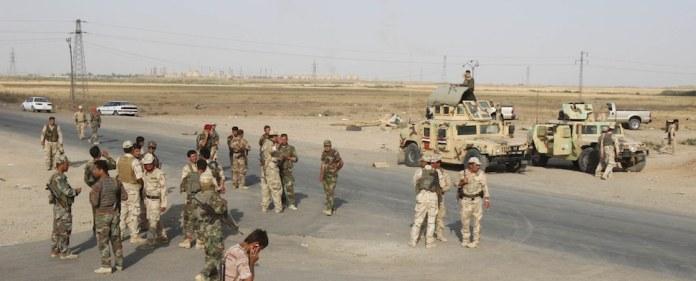 Nachdem die Terrorgruppe ISIS im Irak mehrere Städte erobert hat, hat der Iran Berichten zufolge Spezialeinheiten der Quds-Forces ins Krisengebiet entsandt.