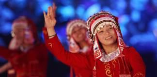 """Nachdem die traditionsreiche Türkisch-Olympiade von der Regierung in Ankara aus politischen Gründen aus der Türkei verbannt worden war, fand sie dieses Jahr unter dem Namen """"Internationales Sprach- und Kulturfestival"""" in Düsseldorf statt."""
