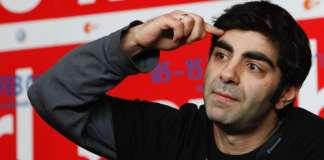 Der türkische Filmregisseur Fatih Akin.