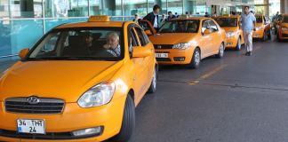 Auf Grund der allgemeinen Preissteigerungen werden künftig auch der Grund- und der Kilometertarif für Taxifahrten in Istanbul um etwa 9% angehoben.