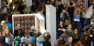 In Halle 5 auf der Frankfurter Buchmesse können die Besucher einen Einblick in dieses Feld erhalten.
