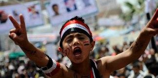 Kinder-Krieger im Jemen