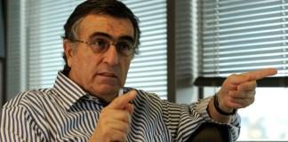 Der türkische Journalist Hasan Cemal