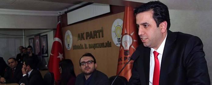 AKP-Kandidat Celal Ayranci