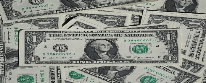 Dollar Scheine