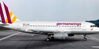 Germanwings Flugzeug