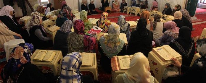 In Bradford planen Frauen eine Frauenmoschee zu gründen.