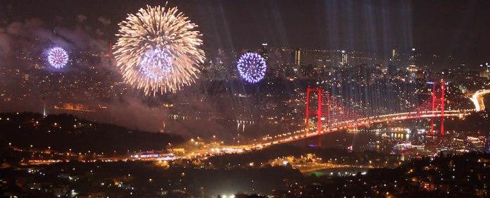 Istanbul gehört zu den Top 5 der meistbesuchten Städte der Welt.