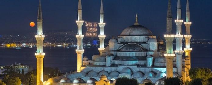Istanbul im Ramadan als Tourist zu erleben kann sehr besonders sein.