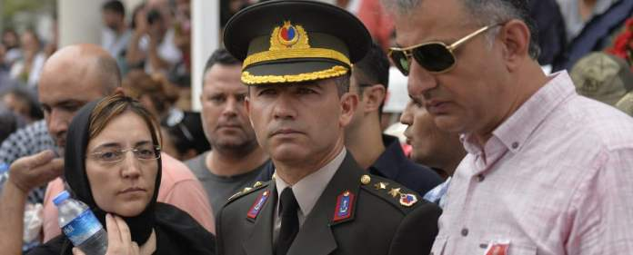 Oberstleutnant Mehmet Alkan