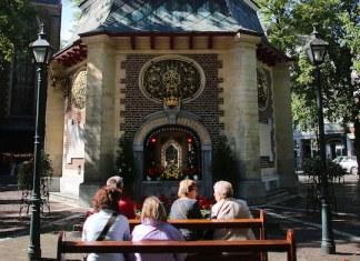 Am Freitag kommen verschiedene Religionsgruppen zusammen, um für Frieden zu beten.
