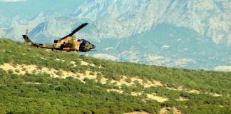 Kobra-Helikopter