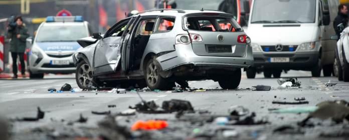 Autobombe in Berlin